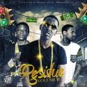 Residue 2 mixtape cover art