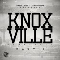 This Is Knoxville mixtape cover art