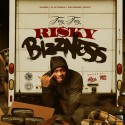 TrayTray - Risky Bizzness mixtape cover art