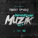 Undaground Muzik 3 mixtape cover art