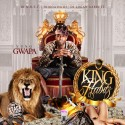 Yung Gwapa - King Habitz mixtape cover art