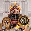 Yung Gwapa - King Habitz mixtape cover art