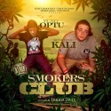 Yung Optu & Konverse Kali - Smokers Club mixtape cover art