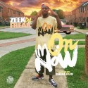 Zeek Da Freak - I'm On Now mixtape cover art