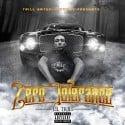Lil Trill - Zero Tolerance mixtape cover art