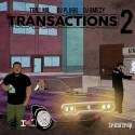 Transactions 2 mixtape cover art