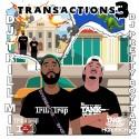 Transactions 3 mixtape cover art
