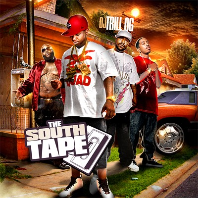 The South Tape Mixtape ft. Gucci Mane, Rick Ross, & Ludacris