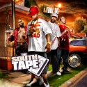 The South Tape mixtape cover art