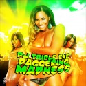 Daggering Madness mixtape cover art