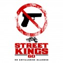 Street Kings 60 mixtape cover art