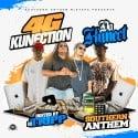 Da Kunect - 4G Kunection mixtape cover art