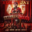 Bloody Jay - Voice Box Of The Bloods mixtape cover art