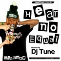 Chuuwee - Hear No Equal mixtape cover art