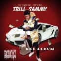Trill Sammy - Red Album mixtape cover art
