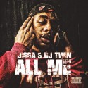 Jigga - All Me mixtape cover art