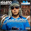 Kharo - Committed LP mixtape cover art