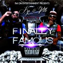 KP & Ville - Finally Famous mixtape cover art