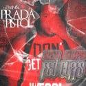 Prada Pistol - Red Cups Over Fed Cuffs mixtape cover art