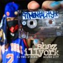 Shaz Illyork - '97 Mentality mixtape cover art