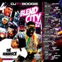 Blend City 22 (The Reminisce Edition) mixtape cover art