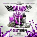 100Grandzz - #DrugThearpy mixtape cover art