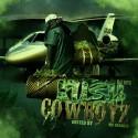 100Grandzz - #KushCowboyz mixtape cover art