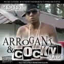 Cat Daddi - Arrogant & Cocky mixtape cover art