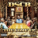 D.S.C.B - The Come Up mixtape cover art