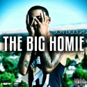 Jon Dough - The Big Homie EP mixtape cover art