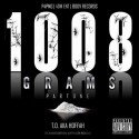 T.Hoffah - 1008 Grams mixtape cover art