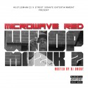 Microwave Red - Whop Muzik 2 mixtape cover art