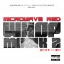 Microwave Red - Whop Muzik 2 mixtape cover art