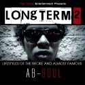 Ab-Soul - Longterm 2 (Lifestyles of the Broke & Almost Famous) mixtape cover art