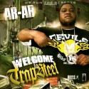 AR-AB - Welcome To Trap Street mixtape cover art