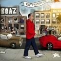 Boaz - The Transition mixtape cover art