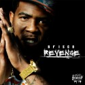 Brisco - Revenge mixtape cover art