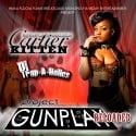 Cartier Kitten - Project Gunplay (Reloaded) mixtape cover art