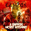 Cau2gs - A Rappers Worst Nitemare mixtape cover art