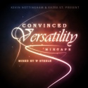 Convinced - Versatility mixtape cover art