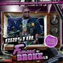 Cristol - Famous & Broke 1.5 mixtape cover art