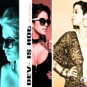 Dev - Is Hot (The Mixtape) mixtape cover art