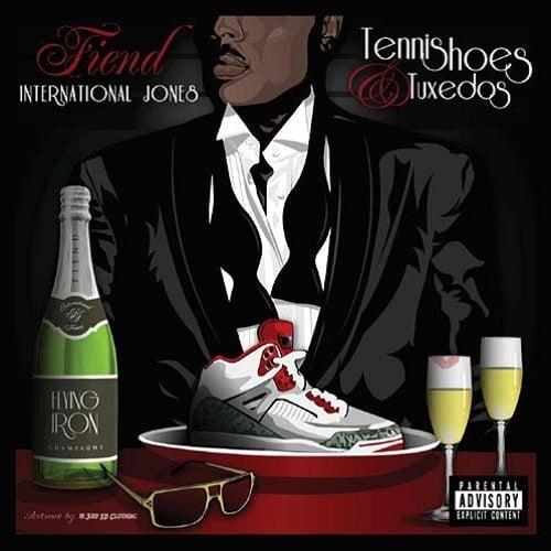 Resultado de imagen para Fiend - Tennis Shoes & Tuxedo