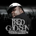 Fred The Godson - Armageddon mixtape cover art