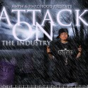 G.A.G.E. - Attack On The Industry mixtape cover art