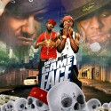 Juelz Santana & Lil Wayne - Game Face mixtape cover art