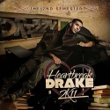Heartbreak Drake 2K11 mixtape cover art