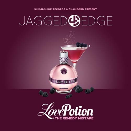 Jagged Edge - Love Potion (The Remedy Mixtape) NoDJ (Listen or downoad full mixtape free.