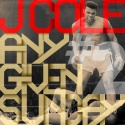 J. Cole - Any Given Sunday #2 mixtape cover art