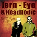 Jern Eye & Headnodic - Infinity Gems mixtape cover art